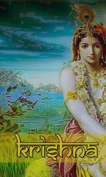 Bhagwan Shri Krishan Wallpaper