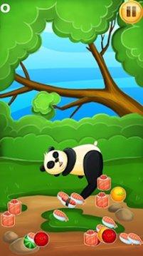 Greedy Fat Panda