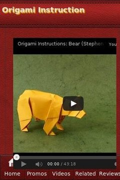 Origami Instruction