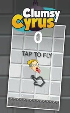 Clumsy Cyrus Wrecking Ball