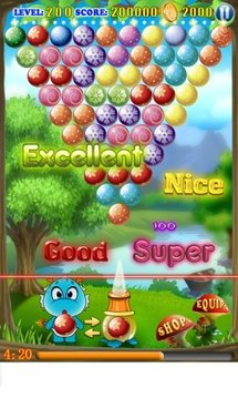 Bubble Shooter Empire