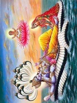 GOD Vishnu Live Wallpaper