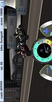 3D Bike Drag Racing