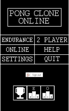 Pong Clone Online