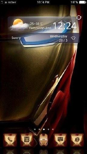 Iron Man Theme下载_Iron Man Theme手机版_最新Iron Man Theme