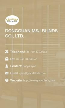 MSJ Blinds Shutters