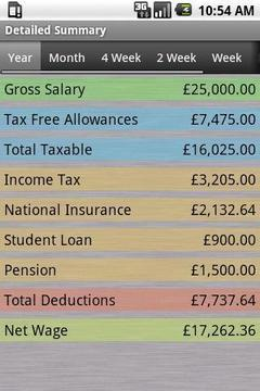 PAYE Tax Calculator (Free)