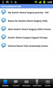 Gastric Sleeve Surgery Support