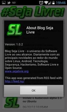 Blog Seja Livre