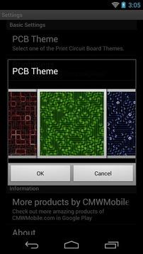 PCB Live Wallpaper