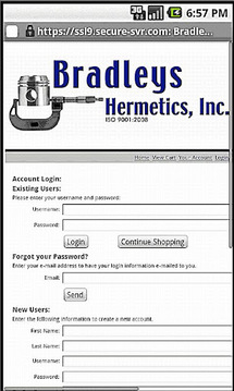 Bradleys Hermetics