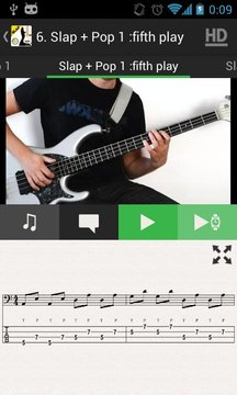 SLAP低音教训影片LITE