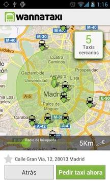 Wannataxi ¿Necesitas un taxi?