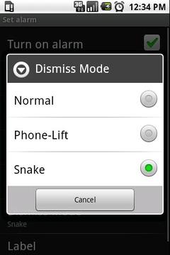 Crazy Alarm Clock