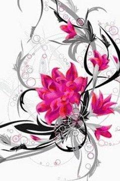 Fantasy Flowers Change Color