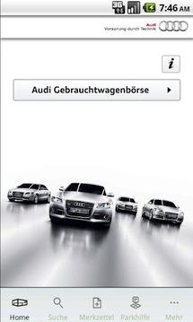 Audi Fahrzeugbörse