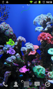 FishTank Live Wallpaper