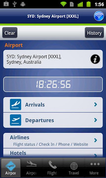 Airport Sydney Melbourne Perth