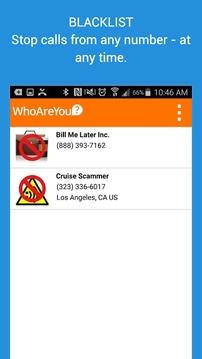 WhoAreYou Caller ID + Blocker