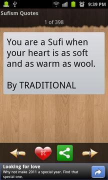 Sufism Quotes