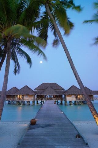 马尔代夫海