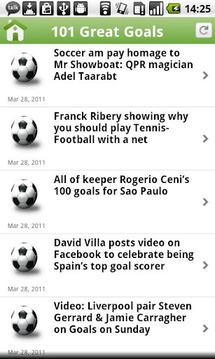 101 Great Goals