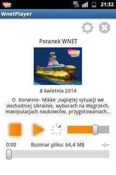 WnetPlayer - Radio Wnet
