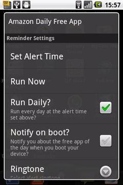My Daily Free Amazon App