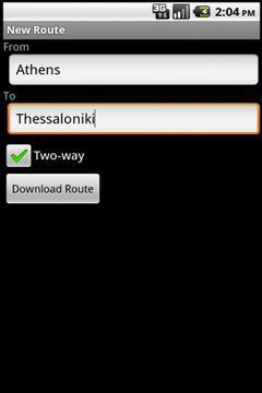 Greece Train Schedules