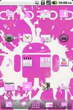 ADW Think Pink Theme