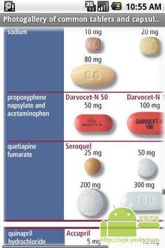 护理频谱药物手册