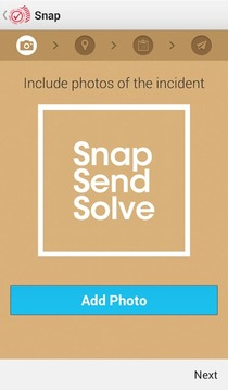 Snap Send Solve