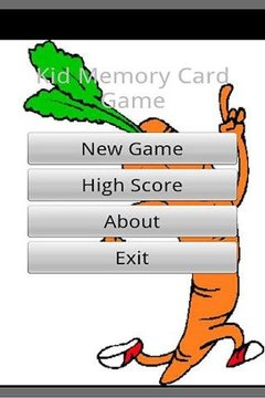 Kid Memory Card : Fruit Game