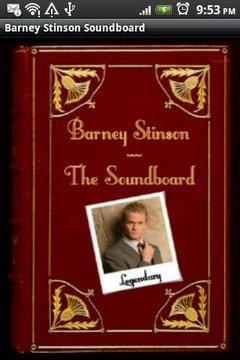 Barney Stinson Soundboard FREE