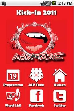 Taste Kick-In