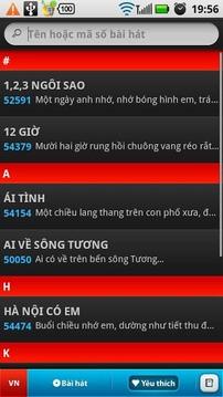 KarDroid - Karaoke Vietnam