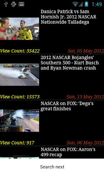 NASCAR : Car Racing News