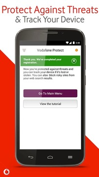 Vodafone Protect