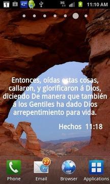 Versos Biblicos Wallpaper