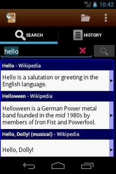 English Irregular Forms Dict