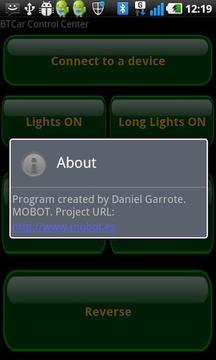 Mobot BTCar