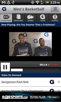 Georgetown Hoyas All-Access