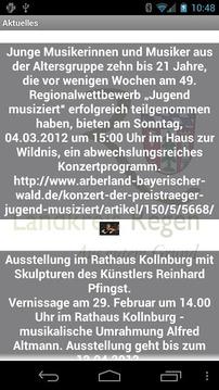 Landkreis Regen App