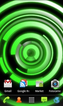 RLW Theme Green Glow