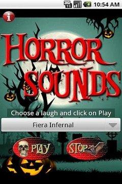 Horror Sounds