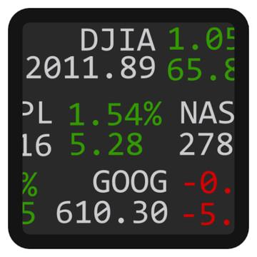Stock Ticker Lite