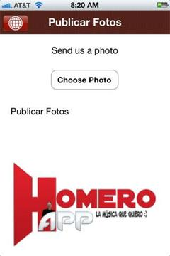 Homero App Radio