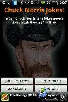 Chuck Norris笑话