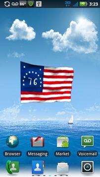 American Flags LWP Free