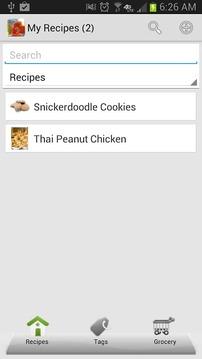My Recipes Lite+